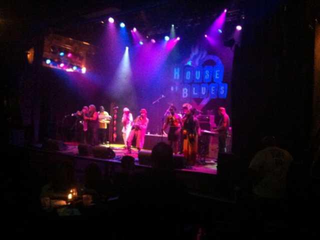 Jahmark house of blues