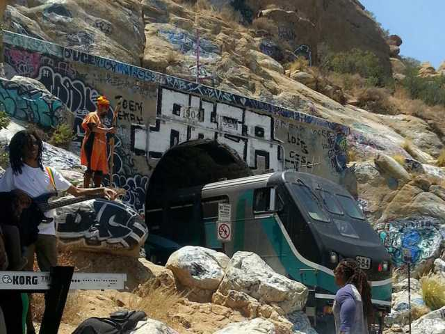 Jahmark – Selassie I Train