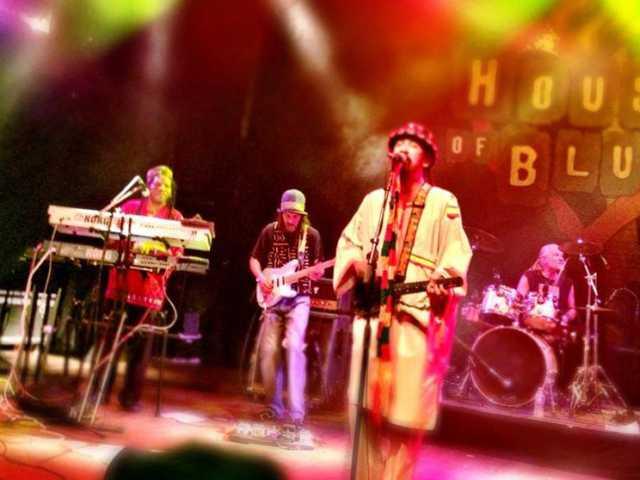 Jahmark - house of blues