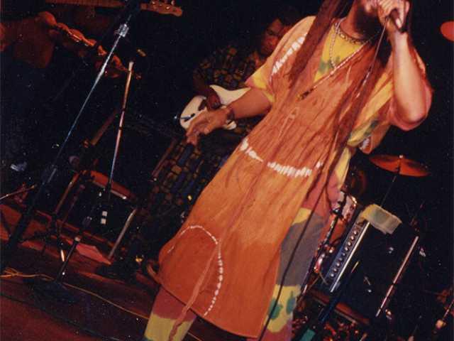 Jahmark & the Soulshakers - live