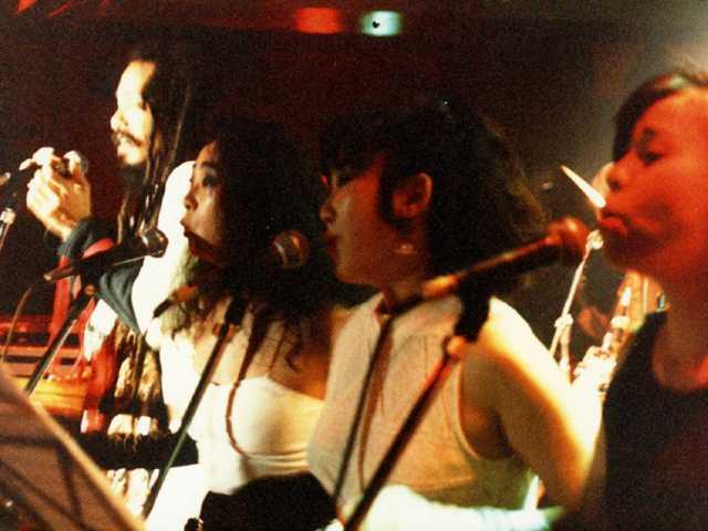 Jahmark & the Soulshakers - live Tokyo